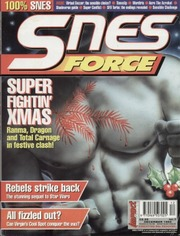 N-Force Magazine (SNES and NES)