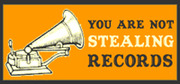 You Are Not Stealing Records