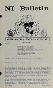 Numismatics International Bulletin, Vol. 6, No.2