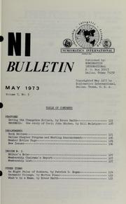 Numismatics International Bulletin, Vol. 7, No.5