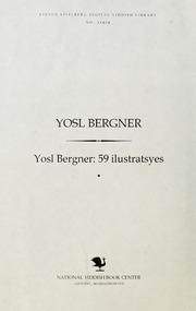 Thumbnail image for Yosl Bergner