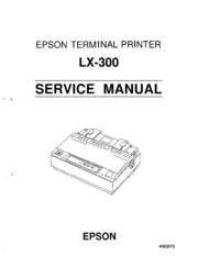 epson lx 300 service manual free download borrow and streaming rh archive org epson lx 300 user manual epson lx 300 user manual