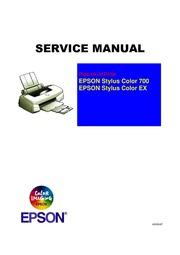 epson stylus photo 700 service manual free download borrow and rh archive org Epson Stylus SX100 Driver 6 63 Epson Inkjet Printers