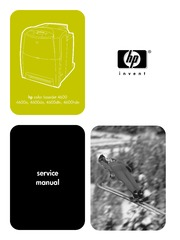 hp color laserjet 4600 service manual free download borrow and rh archive org hp color laserjet 4600 service manual hp color laserjet 4600 printer service manual