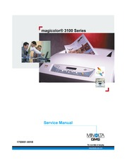 konica minolta qms magicolor 3100 service manual free download rh archive org