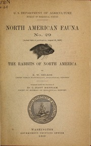 The rabbits of North America