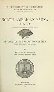 Revision of the spiny pocket mice (genera <i>Heteromys </i>and <i>Liomys</i>)