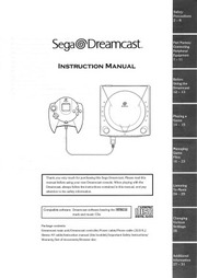 Console Manuals: Sega Dreamcast