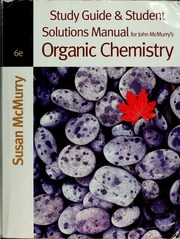 study guide and student solutions manual for john mcmurry s organic rh archive org APA 6th Edition Sample Paper APA Format 6th Edition