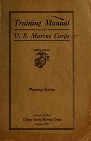 marine corps recruit training manual pdf