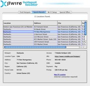 jiwire portable hotspot locator free download borrow and streaming. Black Bedroom Furniture Sets. Home Design Ideas