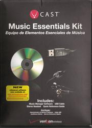 V-cast Music Essentials Kit