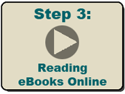 Step 3: Reading eBooks Online