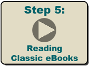 Step 5: Reading Classic eBooks