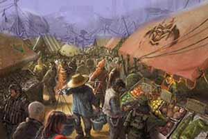 Desert Bazaar : tabletopaudio com : Free Download, Borrow