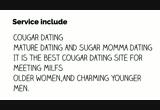 cougars dating site australia