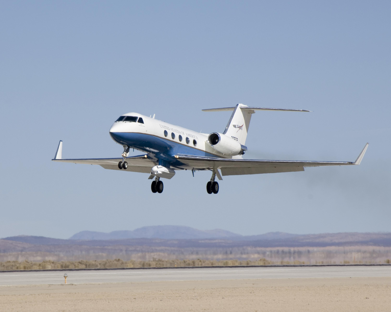 Gulfstream G-III : NASA : Free Download, Borrow, and ...