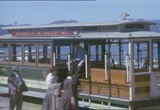 Still frame from: [Home Movies: San Francisco: Cable Cars, Fishermen's Wharf, Golden Gate Bridge]