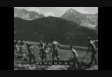 World War II German film Reichsarbeitsdienst Labor Service