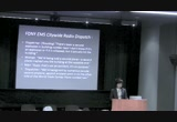 Still frame from: Beatrice Choi - Learning From Recorded Memory - 911 TV News Archive Conference