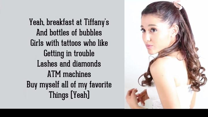 Ariana Grande Lyric 1 Free Download Borrow And Streaming