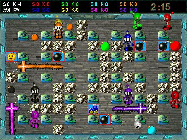 Nintendo bomberman download game | gamefabrique.