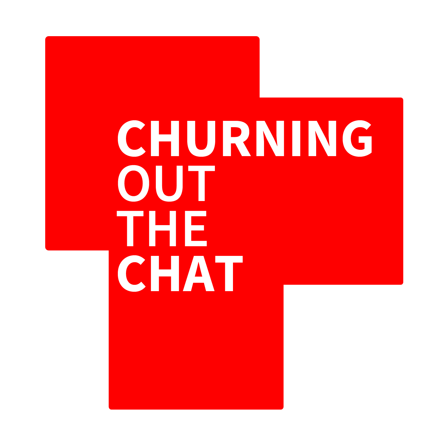 Podcast – churningoutthechat
