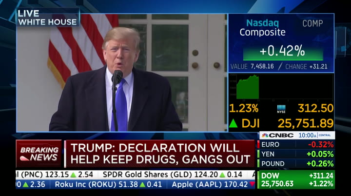 Squawk Alley : CNBC : February 15, 2019 11:00am-12:01pm EST