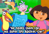 super spies dora
