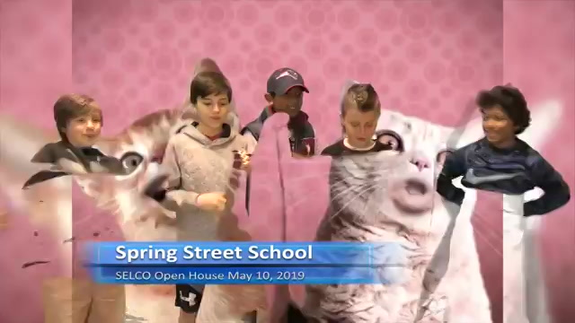 Green Screen Fun with SMC: Spring Street Students