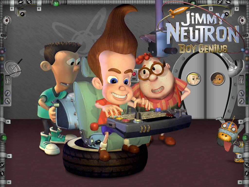 Serien Stream Jimmy Neutron
