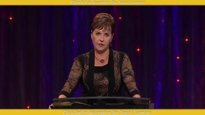 Joyce Meyer — Live Free From Guilt
