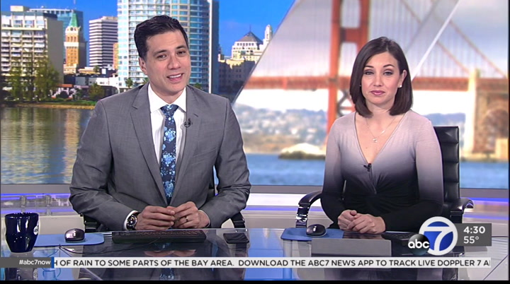 ABC7 News 4:30AM : KGO : January 31, 2019 4:30am-5:00am PST