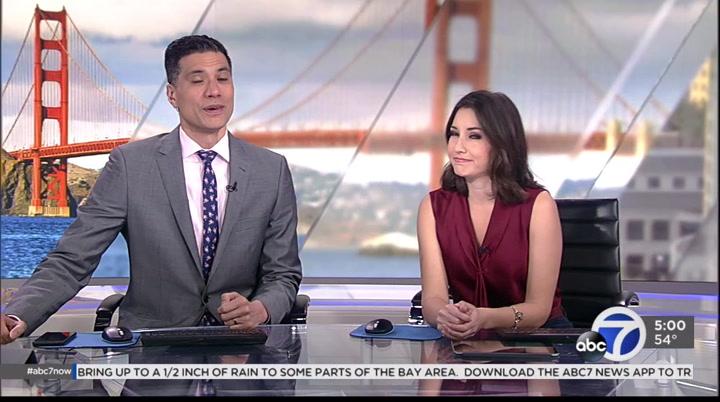 ABC7 News 5:00AM : KGO : March 22, 2019 5:00am-5:59am PDT
