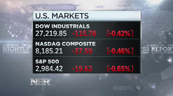 nightly business report 2010