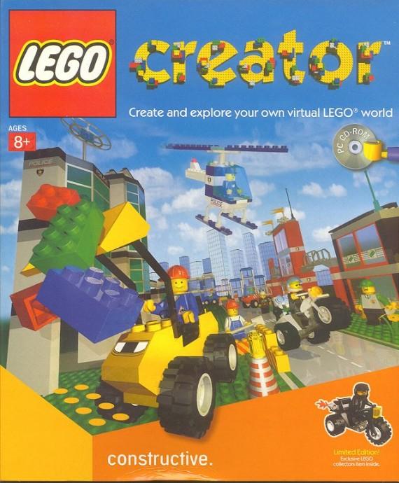 LEGO Creator : LEGO Media : Free Download, Borrow, and