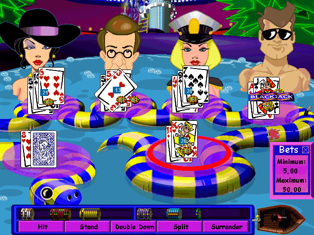 Leisure suit larry casino demo mark driscoll gambling