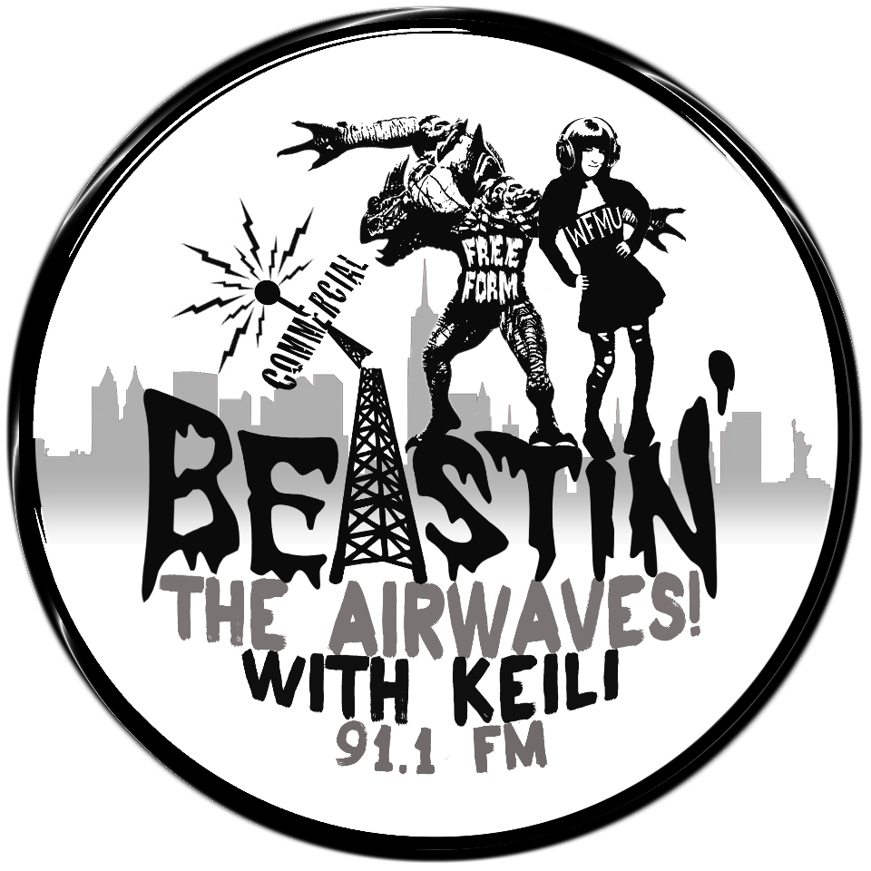 Deaf Wish Live At WFMU On Beastin' The Airwaves With Keili October 1 2011