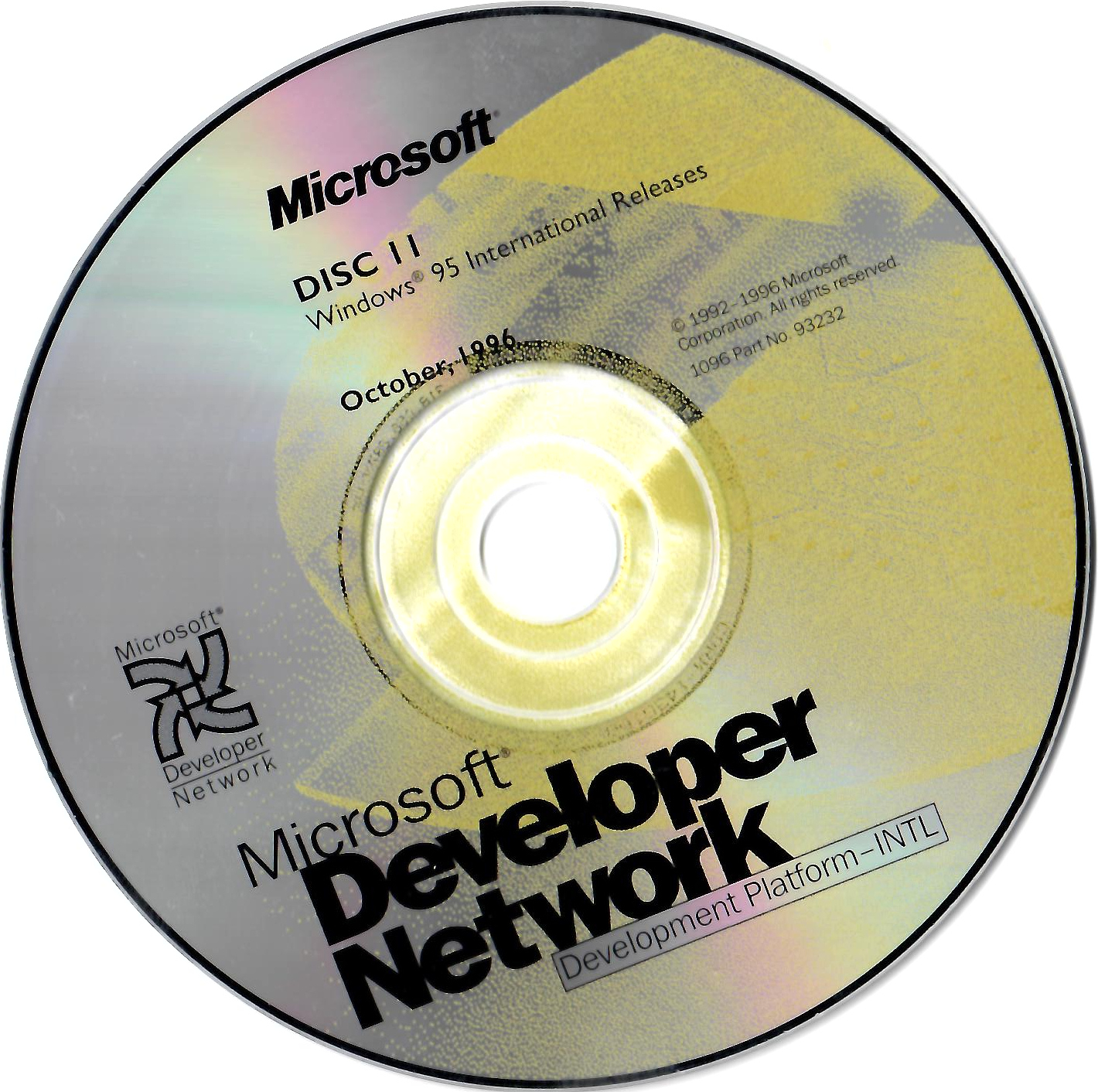 MSDN DevPlatINTL Disc11 Oct1996 Windows95 InternationalReleases