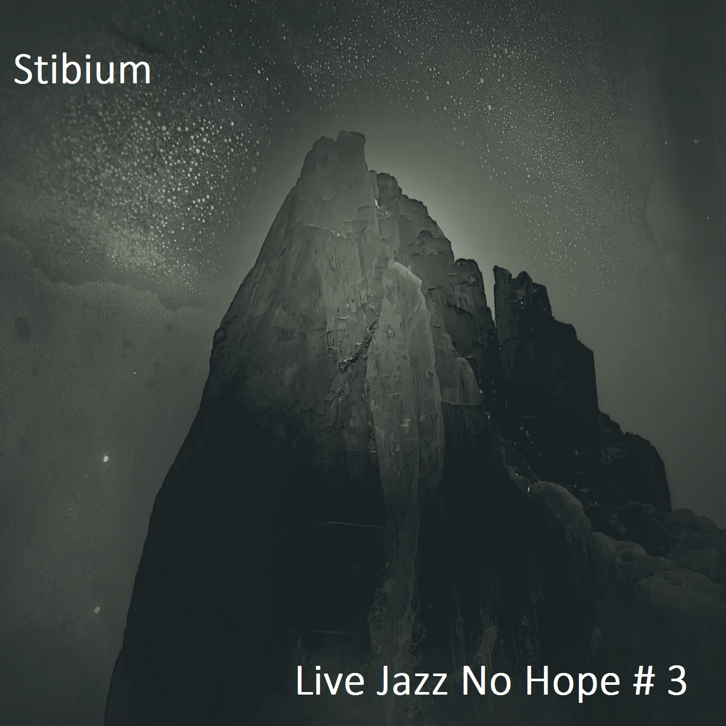 MSRCD070 - Stibium - Live Jazz No Hope # 3