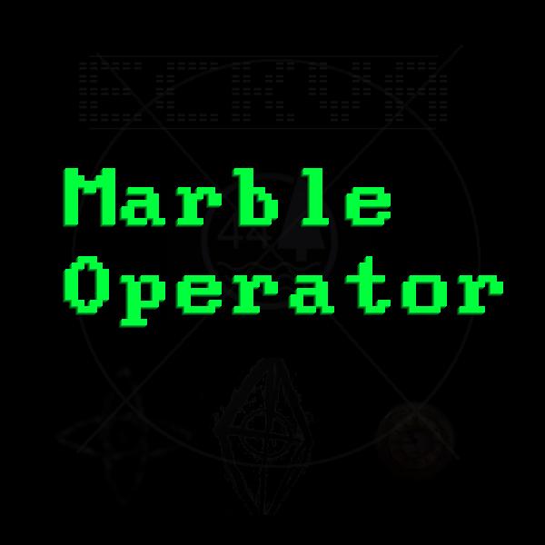Marble Operator 2018 Album Art : Rand al'Thor : Free