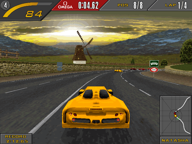 Need For Speed Ii Demo Electronic Arts Free Download