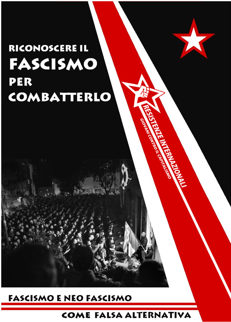 Disponibile nuova pubblicazione antifascista