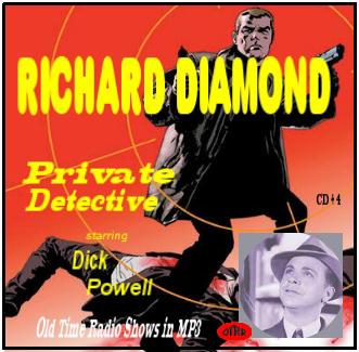 Richard Diamond, Private Detective : Old Time Radio