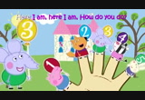 Peppa Pig 12345 Finger Family Nursery Rhymes Lyrics And More You Tube