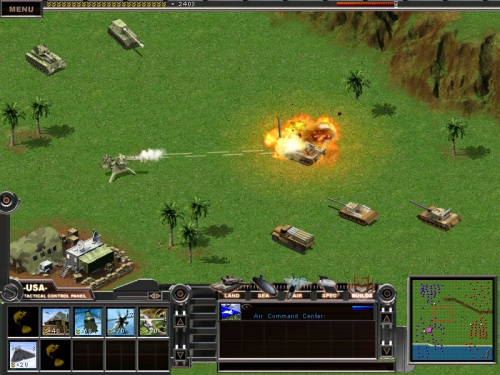 strategy games pc demo download