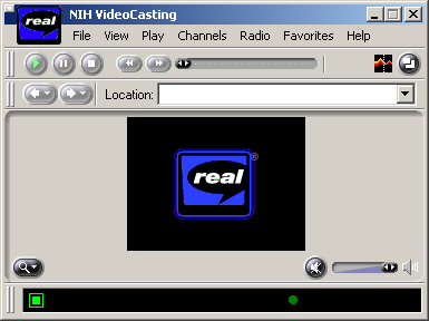 streaming realplayer