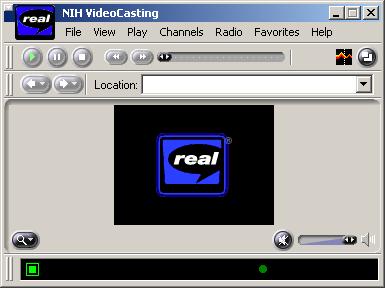 streaming realplayer
