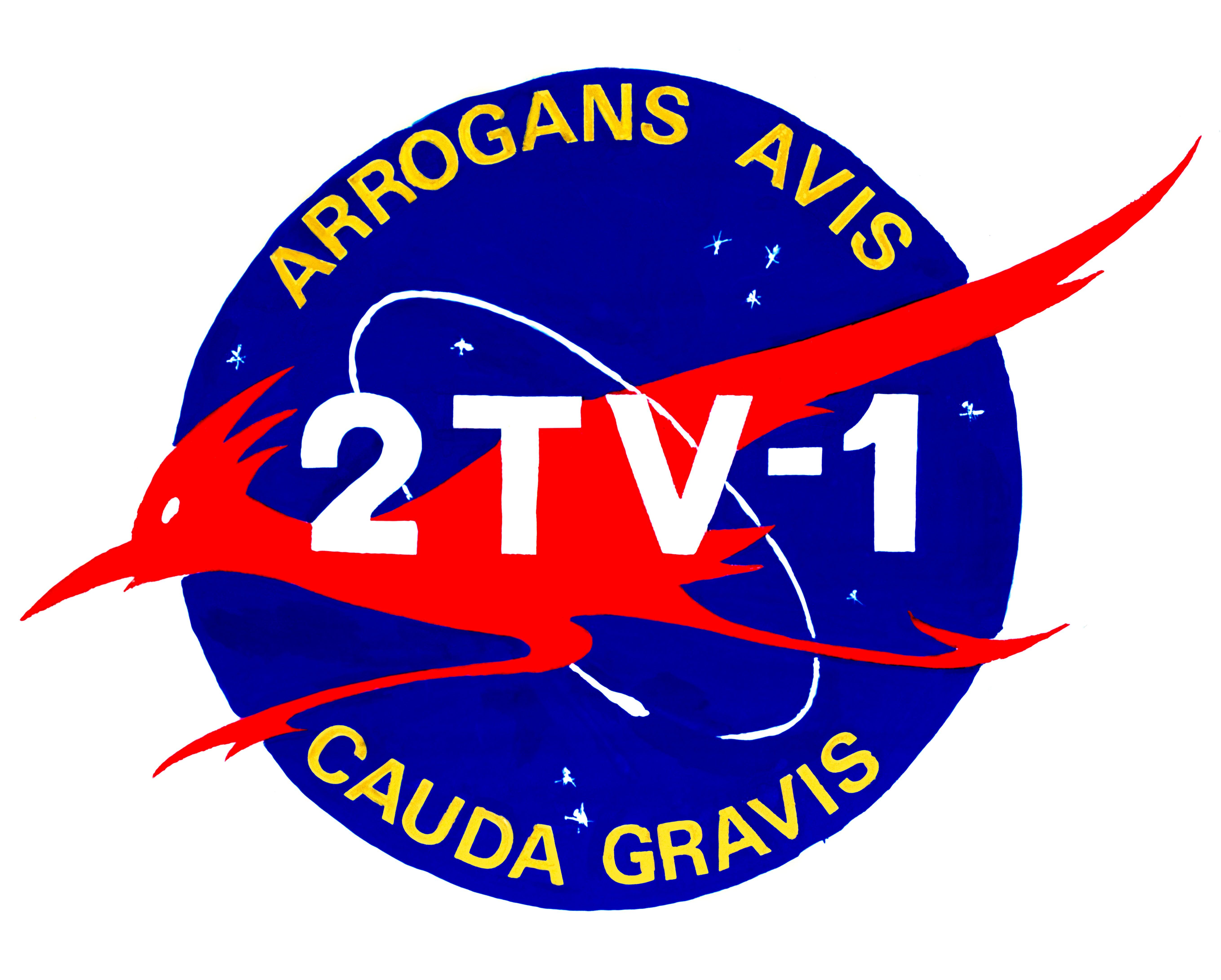 2TV-1- -INDUSTRIAL : NASA : Fr...