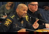 Still frame from: Sheriff David Clarke - I Need You In The Game: Are You Prepared?
